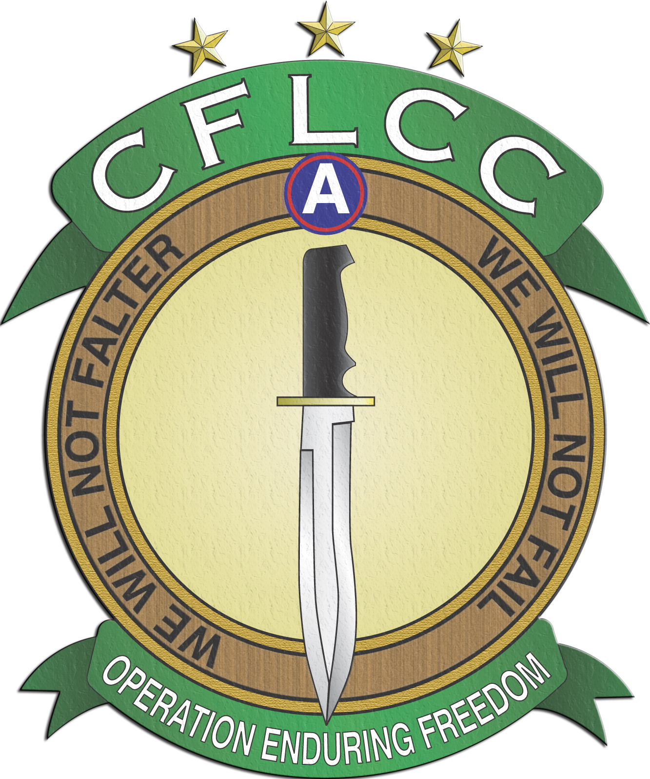 Cflcc Logo Decal