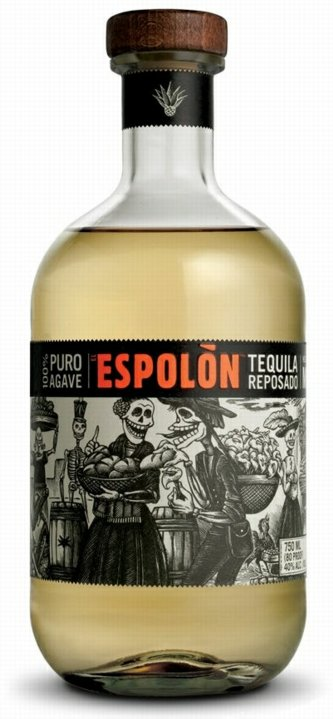 Espolon Tequila Bottle Sticker Prosportstickers Com