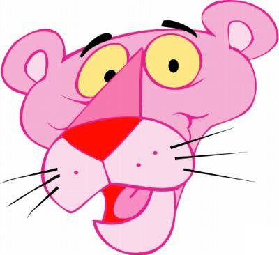 Pink Panther Car Stickers 7 Prosportstickers Com