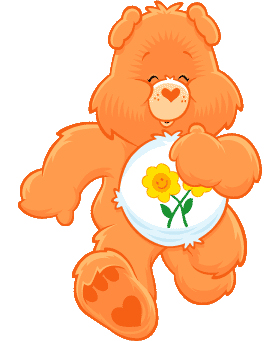 care bears color decal sticker13