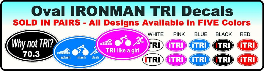 Ironman Stickers Decals