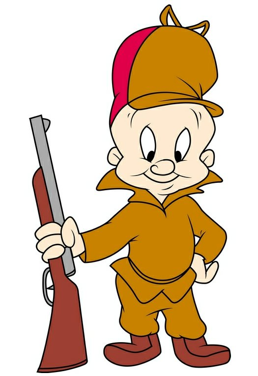 Elmer Fudd Cartoon